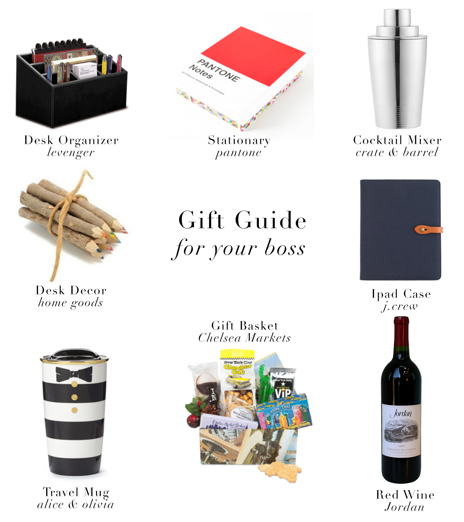Gift Guide: For Your Boss | Catch 88
