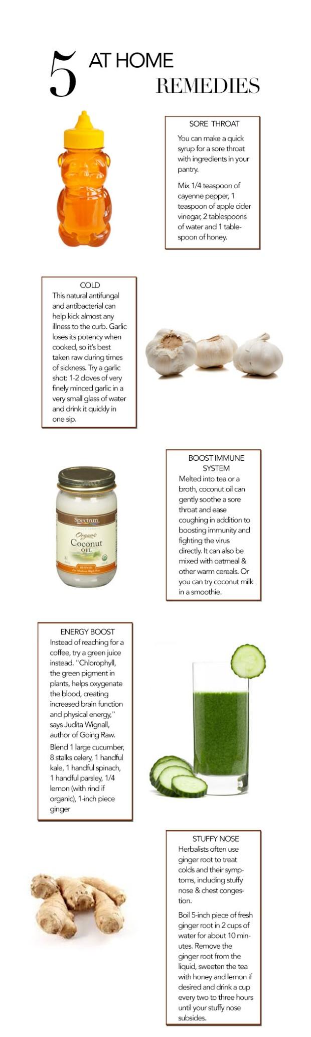 Cold Remedies Natural News